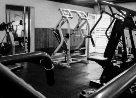 CINDERHILL GYM picture