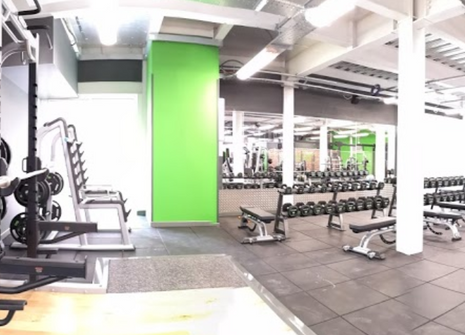Energie Fitness Lincoln City Centre picture