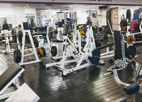 Image from Stones Gym & Fitness Centre