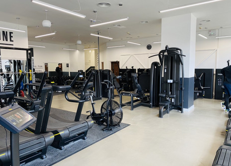 Fitness Space Woking picture