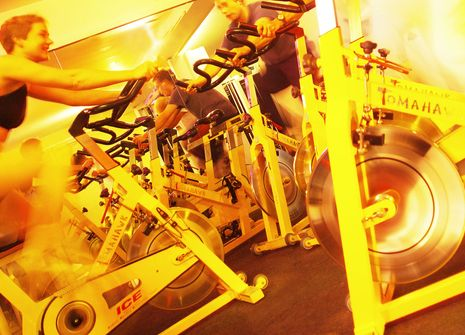Racquets Fitness Centre picture