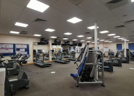Image from Devizes Leisure Centre