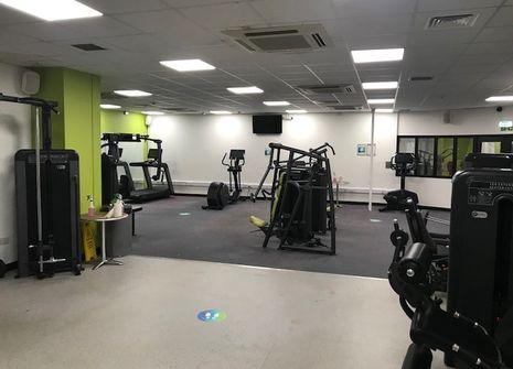 Image from Marlborough Leisure Centre