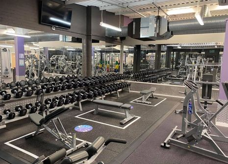 Anytime Fitness Mansfield picture