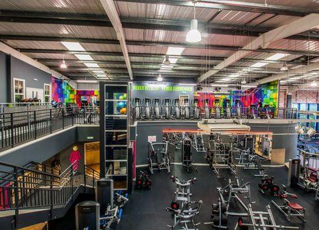 Twenty Four Seven Fitness Fareham Gym picture