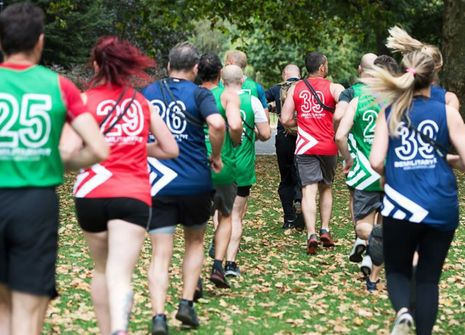 Image from BMF RICHMOND PARK BOOTCAMP