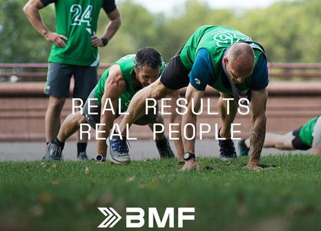 Image from BMF BEDDINGTON PARK BOOTCAMP