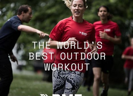 Image from BMF BOSTON MANOR PARK BOOTCAMP