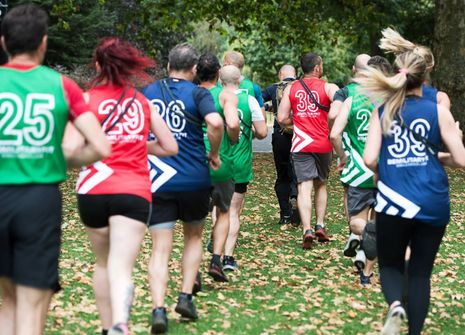Image from BMF HURST PARK BOOTCAMP
