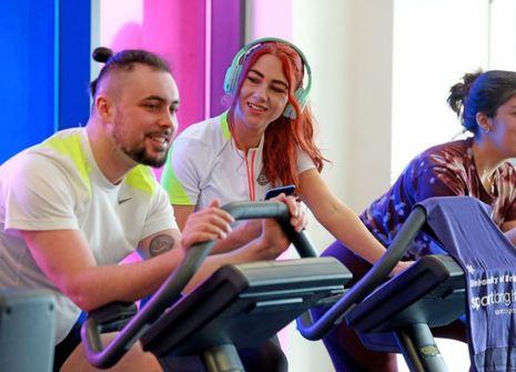 Image from University of Brighton Falmer Sports Centre
