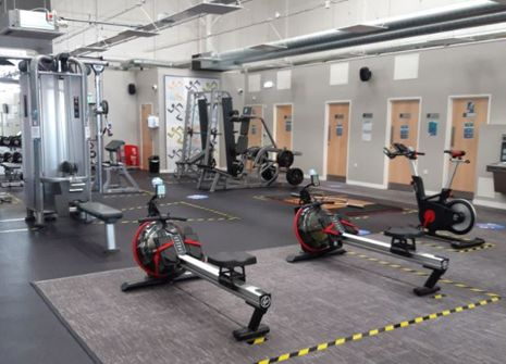 Image from Anytime Fitness Worksop
