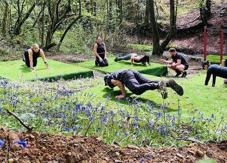 Image from The Green Mile Training Camp
