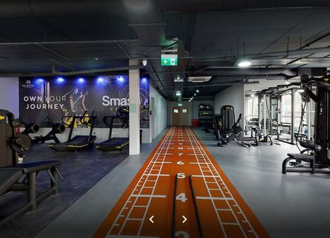 Image from Majestic Fitness Richmond