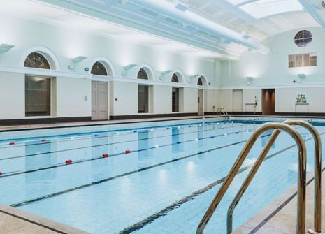 Image from Newcastle City Baths