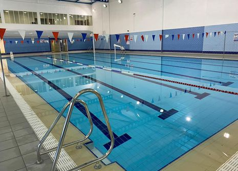 Image from Leatherhead Leisure Centre