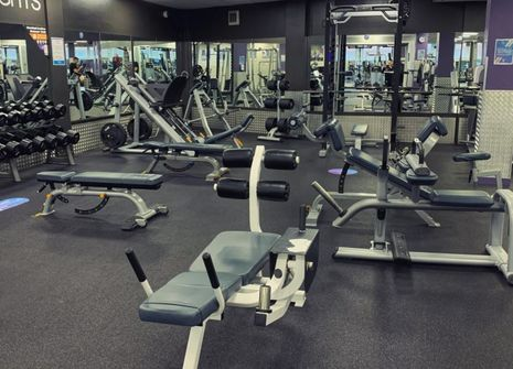 Image from Anytime Fitness Woking