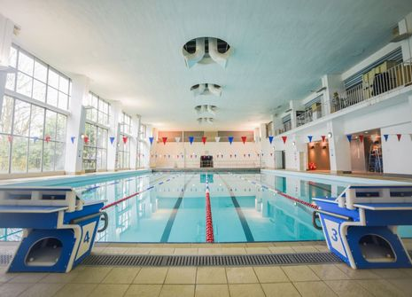 Image from Isleworth Leisure Centre