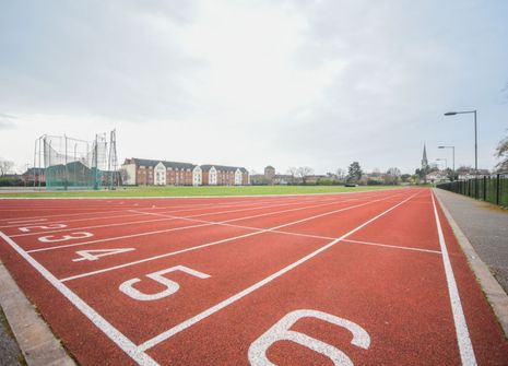 Image from Osterley Sports & Athletics Centre