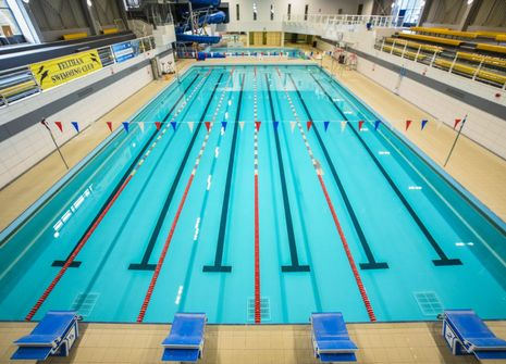 Image from Hanworth Air Park Leisure Centre