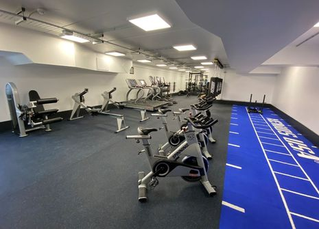 Image from The Mill Gym and Studio