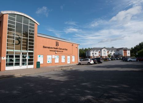 Bannatyne Health Club Durham picture