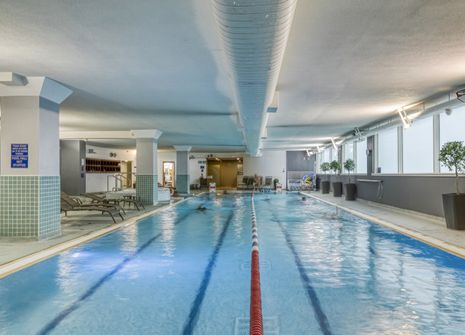 Bannatyne Health Club Leicester picture
