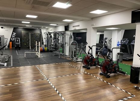 Image from Activzone Gym