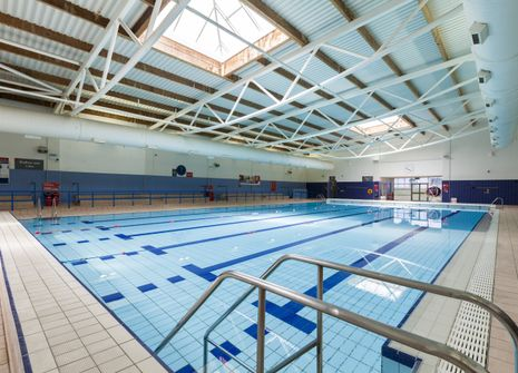 Image from Everyone Active Central Park Leisure Centre