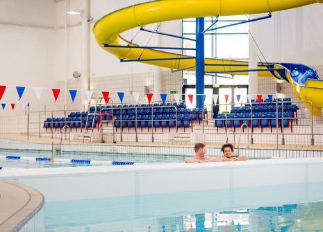 Image from Tottenham Green Pools & Fitness