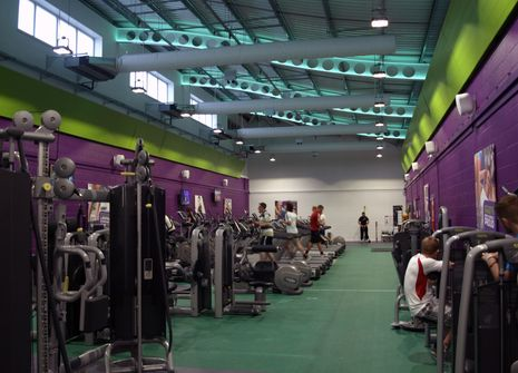 Failsworth Sports Centre picture