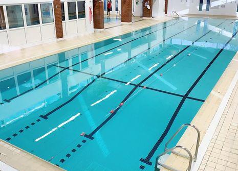 Belfairs Swim Centre picture