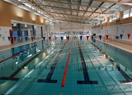 Halstead Leisure Centre picture