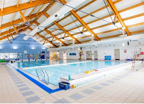 South Woodham Ferrers Leisure Centre picture