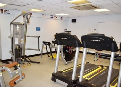 Image from Thomas Parmiter Sports Centre