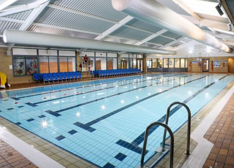 South Charnwood Leisure Centre picture