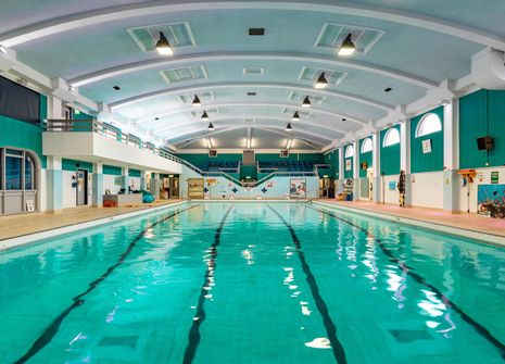 Pudsey Leisure Centre picture