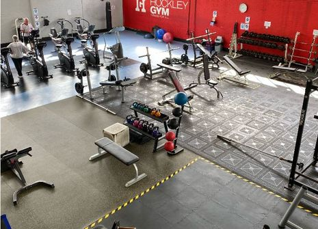 Hockley Gym picture