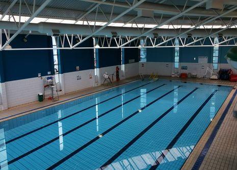 Herons Leisure Centre picture