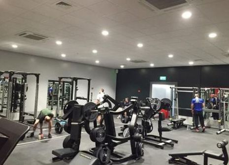 Image from Everyone Active Horfield Leisure Centre