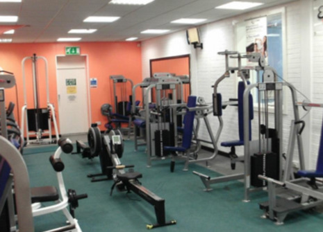 Holmes Chapel Leisure Centre picture