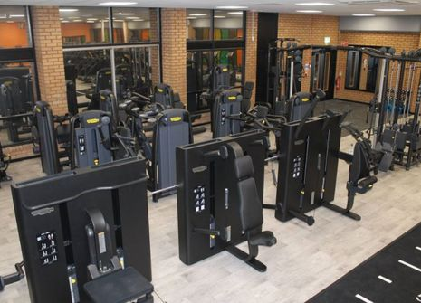 Image from Macclesfield Leisure Centre