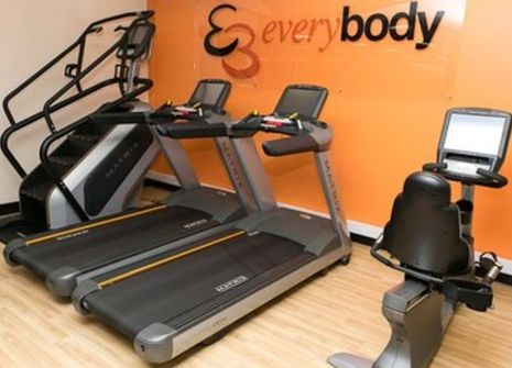 Image from Wilmslow Leisure Centre