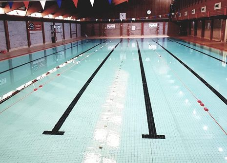 Image from Strode Pool & Fitness Centre