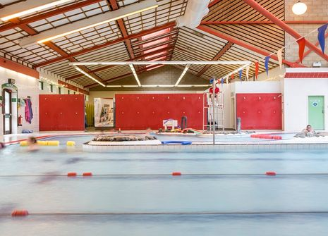 Wells Leisure Centre picture