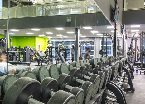 Bannatyne Health Club Chester Le Street picture