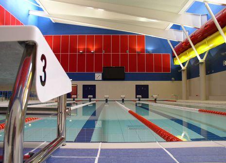 Edmonton Leisure Centre picture
