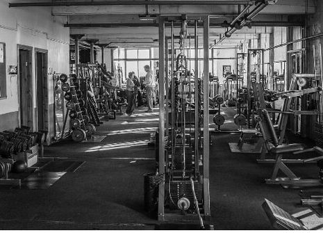 Olympic Gym picture