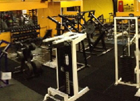 Stevie B's Gym picture