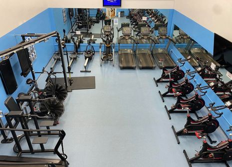 Felsted Gym picture