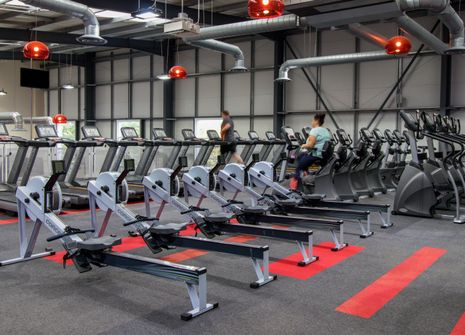 Image from Kiss Gyms Milton Keynes